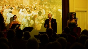 Fordante at Wiloughby performing The Blue Danube Waltz