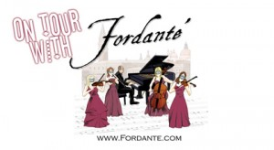 Fordante Tour Dates Announced